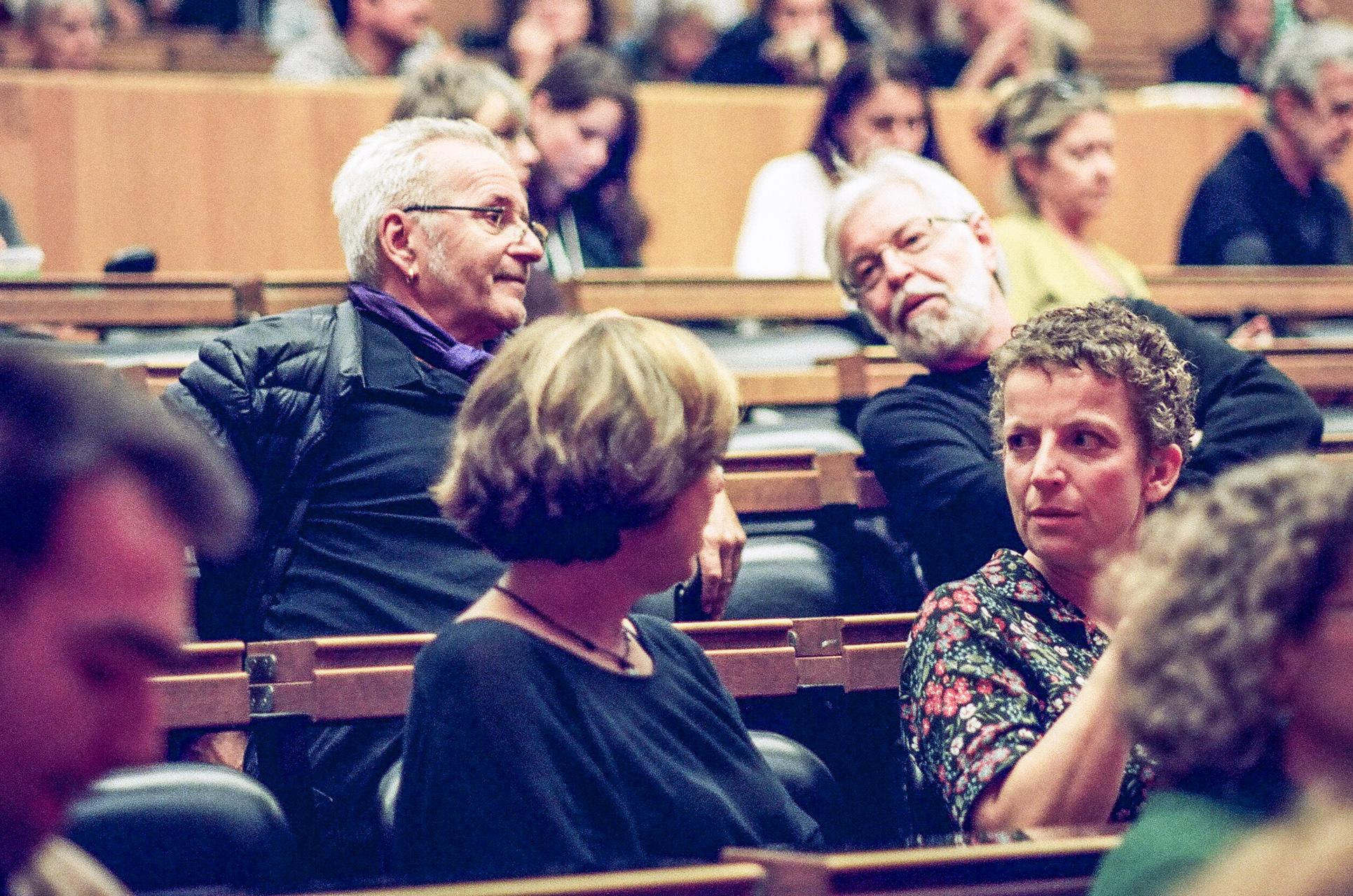 Rencontres internationales de Genève 2017 - Résister, écrire, imaginer