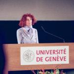 Rencontres internationales de Genève 2017 - Résister, écrire, imaginer - Patrizia Lombardo