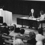 Rencontres internationales de Genève 2017 - Résister, écrire, imaginer - Alberto Manguel et Patrizia Lombardo