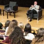 Rencontres internationales de Genève 2017 - Résister, écrire, imaginer - Alberto Manguel rencontre des collégiens