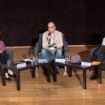 Rencontres internationales de Genève 2017 - Résister, écrire, imaginer - Regards croisés entre Alberto Manguel et Bahiyyih Nakhjavani - David Collin